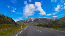 Road To Arthur's Pass - Canterbury - South Island NZ
