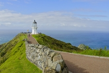 Road To Cape Reinga Lighthouse - Northland