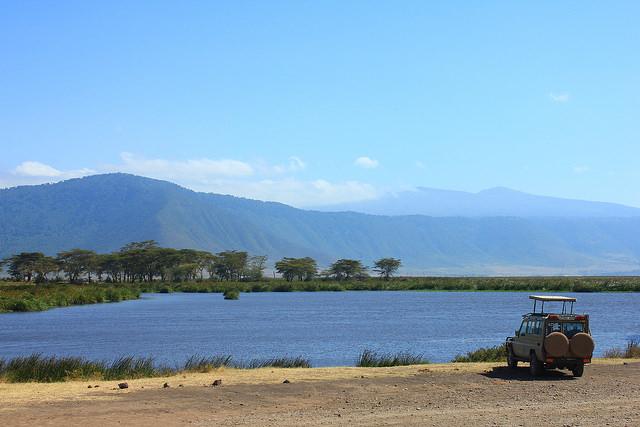 Road Trip to Tanzania Photos