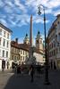 Robba Fountain - Ljubljana Street View