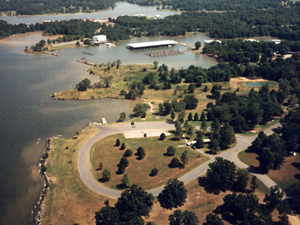 Robert S. Kerr Reservoir