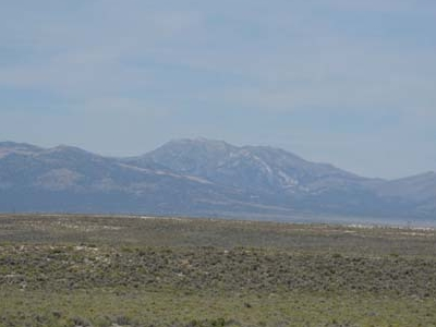 Roberts Mountains From Highway 50