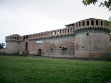 Rocca Sforzesca.