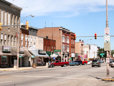Rochester Business District