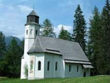 Rochuskapelle Biberwier Austria