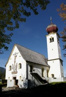 Rochuskapelle, Reutte, Austria