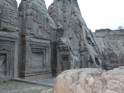 Rock Cut Temple, Masroor