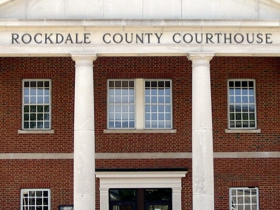 Rockdale  County  Courthouse