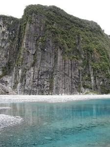 Rock Face @ Tai Poutini NP - South Island NZ