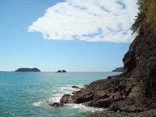 Rock Formation Manuel Antonio Quepos Costa Rica