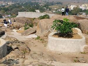 Rock Garden-Ranchi