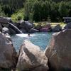 Rock Lake At Chena Hot Springs