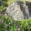 Rock Paintings In Qaqortoq
