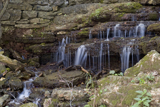Rockpile Trail Falls