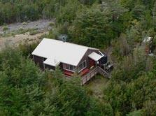 Rocks Hut
