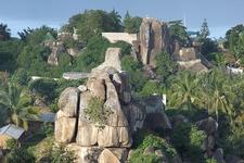 Rocks In Mwanza TZ @ Capri Point