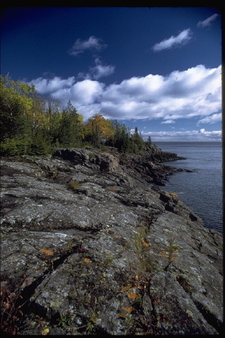 Rocky Shore, Isle Royale National Park