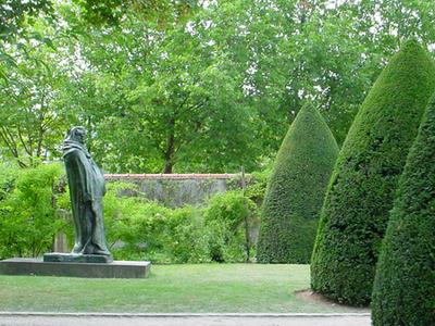 Rodin Museums Garden