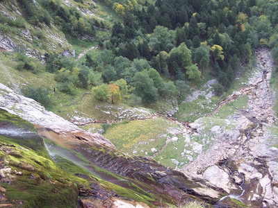 Rothbach Fall From Above