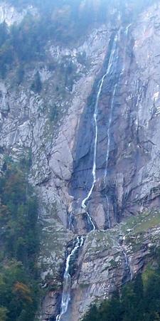 Rothbach Waterfall