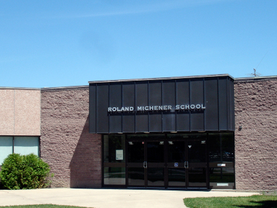 Roland   Michener   School
