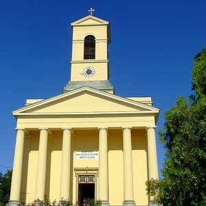 Roman Catholic Church, Enying, Hungary