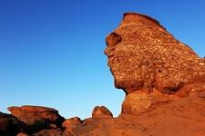 Romanian Sphinx In Bucegi Mountains
