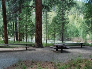 Rombo Campground