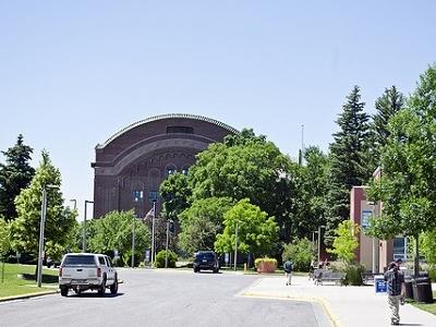 Romney Gym In Bozeman MT