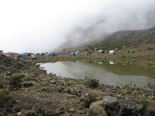 Rongai Route - Day 3 Camp - Kilimanjaro
