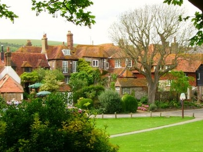 Roofs Of  Alfriston