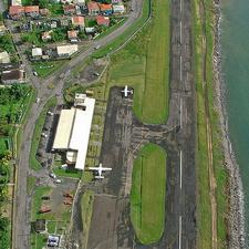 Roseau Canefield Airport