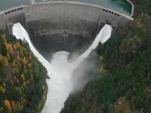 Ross Dam.