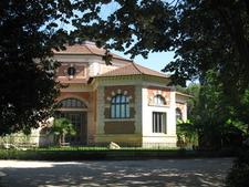 Rotonde - Ménagerie Du Jardin Des Plantes