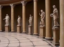Rotunda: Columns