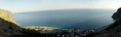 Roumeli Panorama