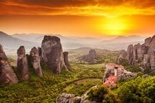 Roussanou Monastery - Meteora - Trikala