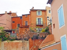Roussillon In Vaucluse (Provence France)