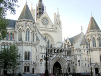 Royal Courts de Justicia