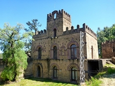 Royal Enclosure @ Gondar Ruins ET