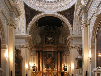 Royal Monastery Of La Encarnacion Nave
