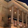 Royal Opera House At Night