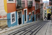 Rua Da Bica De Duarte Belo - Lisboa Portugal