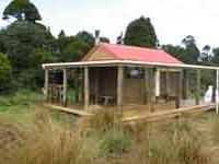 Ruahine Corner Hut