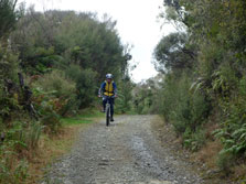 Ruatītī Road End To Mangapurua Kaiwhakauka Junction - North Island - New Zealand