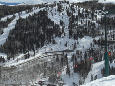 Ruby Chairlift