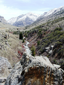 Ruby Mountain & Lamoille Canyon