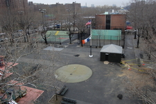 Rucker Park With Frederick Douglass Boulevard