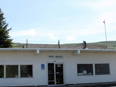 Rufus  Oregon Post Office
