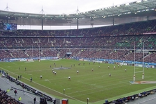 Match At Stade De France